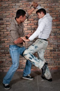 Self Defense Escalation Levels