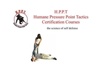 Get your Free Humane Pressure Point Tactics Video