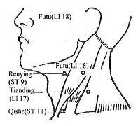 Pressure Point Large Intestine - Painful Self Defense Point