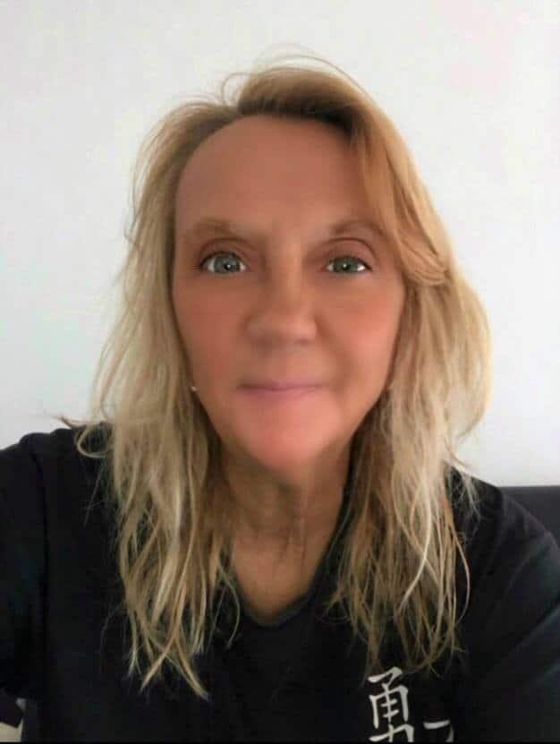 Former Police Officer Kara Borshuk