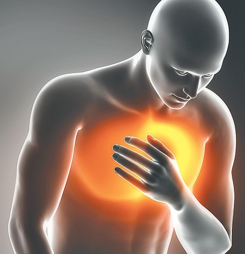 * 3 Painful Chest Pressure Points